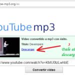 La mejor forma de descargar tu musica de youtube