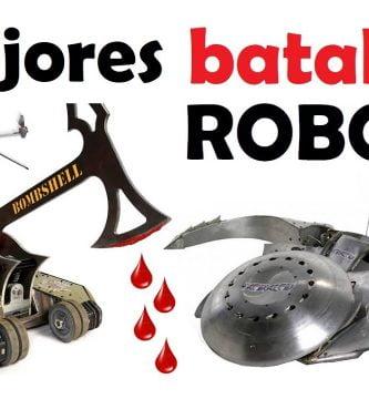batallas de robots